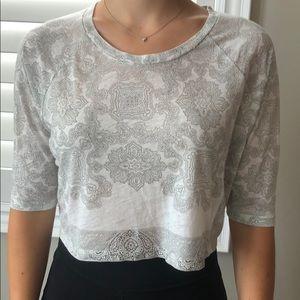 ALLSAINTS Cropped T-shirt